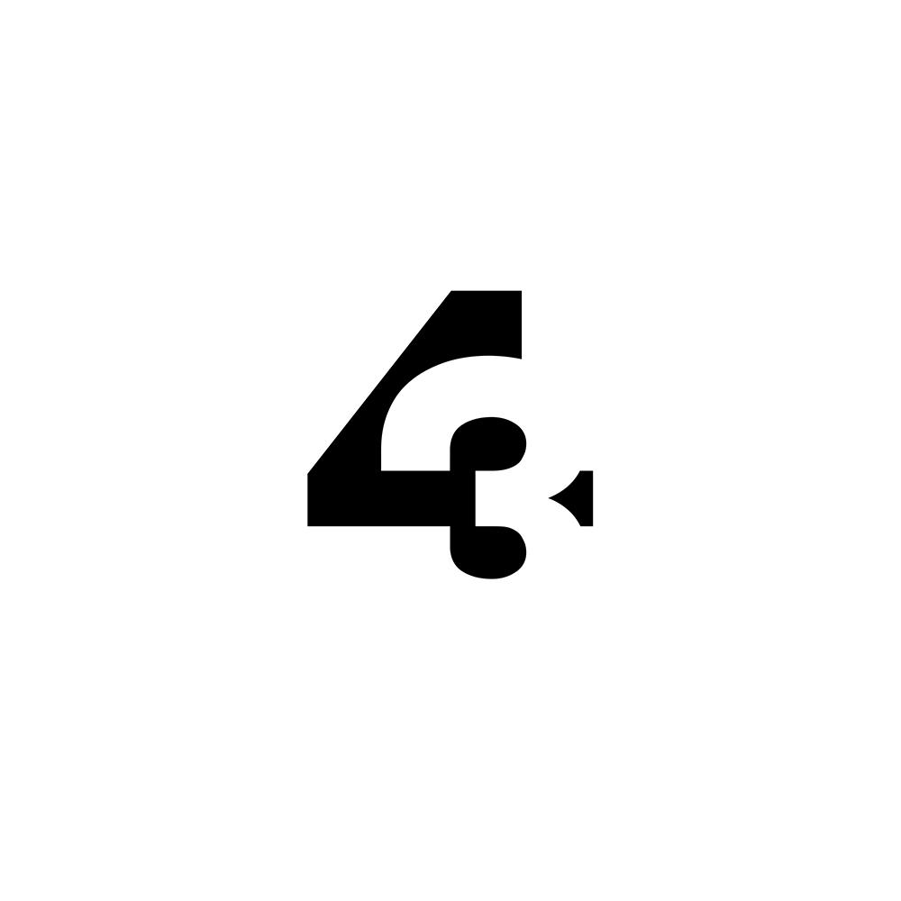 Ramin Nasibov 43 Logo Branding Logofolio